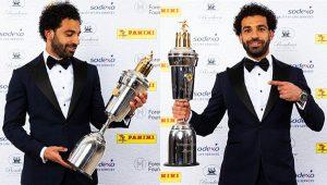 جائزة أفضل لاعب في الدوري الممتاز | محمد صلاح