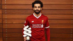 جائزة لاعب الشهر في ليفربول للمرة السادسة