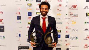 جائزة أفضل لاعب في إنجلترا 2018